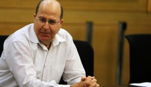 Moshe Yaalon, an ex-general and vice premier from the right-wing Likud party, will be Israel's next defence minister. Photograph: Nir Elias/Reuters