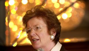Former president Mary Robinson has been appointed UN special envoy to the troubled Great Lakes region of Africa