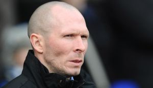 Michael Appleton is the third Blacburn Rovers manager to lose his job this season. Photograph: Chris Brunskill/Getty Images