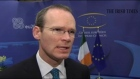 Minister for Agriculture Simon Coveney on continuing EU talks in Brussels on achieving consensus on Common Agricultural Policy