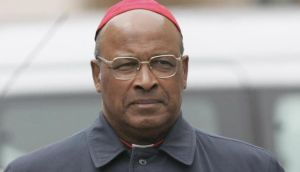 South African Cardinal Wilfrid Fox Napier. There was a disproportionate response to his confused and ill-judged words on paedophilia.  Photograph: Plinio Lepri/AP Photo