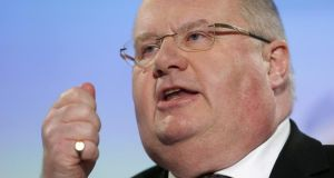 Secretary of state for communities and local government Eric Pickles: for Conservatives, he is one of the success stories, having cut costs  and given greater control to local councils over their budgets and extra powers. Photograph: Suzanne Plunkett/Getty Images