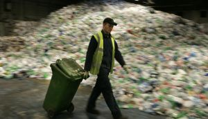 Ireland has more than tripled its recycling rate for municipal waste over the past decade. Photographer: Dara Mac Dónaill
