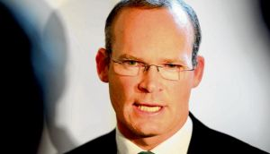 Minister for Agriculture, Marine and Food, Simon Coveney. Photograph: Eric Luke/The Irish Times