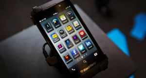 Blackberry Z10: Best for security