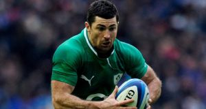 Rob Kearney: not thinking about Lions tours or Ireland woes . . . just about Leinster.