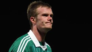 Northern Ireland's Chris Brunt. Photograph:  Inpho/Presseye/Darren Kidd