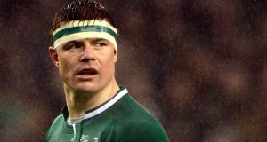Brian O'Driscoll is likely to appeal the three-week suspension. Photograph: Cyril Byrne/The Irish Times