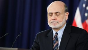 Federal Reserve Board chairman Ben Bernanke said yesterday it would continue its aggressive monetary policy to target high unemployment. REUTERS/Jonathan Ernst