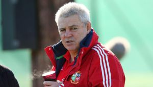 British and Irish Lions head coach Warren Gatland says Brian O'Driscoll's performance over next few weeks will be important. Photograph: Inpho