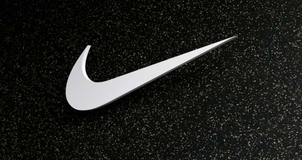 reputable site 0fc3f 87d44 Nike posted a larger quarterly profit and said future demand for its  apparel and shoes rose