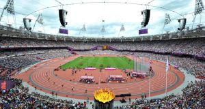 West Ham have finally agreed a deal to move into London's Olympic Stadium. Photograph:  Martin Rickett/PA Wire.