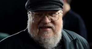 """Game of Thrones"" is based on George RR Martin's cycle of fantasy novels, ""A Song of  Ice and Fire"".  Photograph: Kevin Winter/Getty Images"