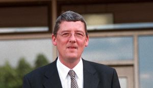 Former IMO chief executive George McNeice. Photograph: Alan Betson