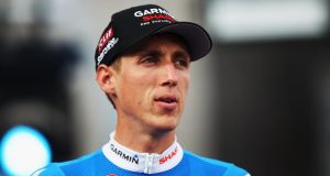 Dan Martin will take a 17 second lead into the final stage of the Volta a Catalunya. Photograph: Bryn Lennon/Getty Images