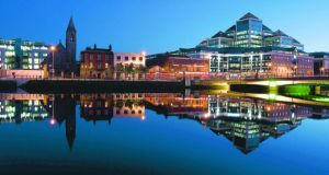 Dublin has failed to be shortlisted as European Green Capital 2015