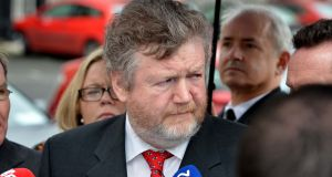 Minister for Health James Reilly has said the HSE would be reviewing SpunOut. Photograph: David Sleator/The Irish Times