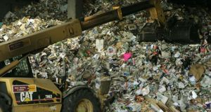 Ireland has one of the fastest-growing recycling rates in Europe. Photograph: Dara Mac Dónaill
