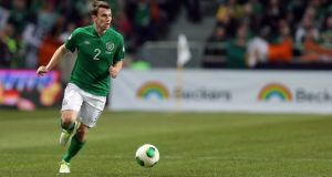 "Séamus Coleman: ""It's probably my main attribute going forward there's no one holding me back."""