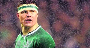 Brian O'Driscoll: Lions captain in 2005