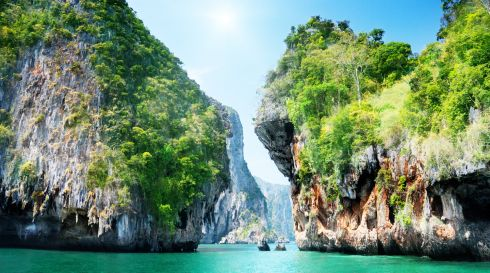 Thailand: Let the warm tropical air wash over you as you enjoy an extra week in the four-star-plus The Sands Khao Lak, Thailand, 14 nights from €1,549. Includes flights from Dublin to Phuket with Etihad Airways, daily breakfast & seven free nights. Valid for specific departure 13 Apr. Book  by 1 April. Trailfinders.ie
