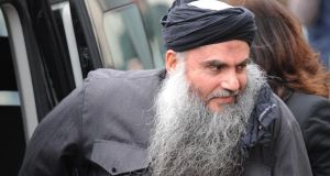 The British government lost its long-running legal battle to deport radical Muslim cleric Abu Qatada. Photograph: Stefan Rousseau/PA Wire