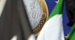 Lack of progress in forming a new government and worries about Cyprus's bailout hit demand for Italy's debt. Photographer: Jock Fistick/Bloomberg