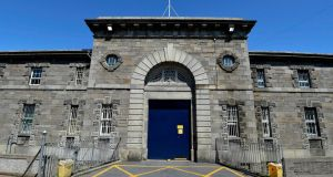 Mountjoy Prison: yesterday's report on prison reform stresses a deeper, more structural problem, arguing that there are simply too many people in jail in Ireland. Photograph: David Sleator