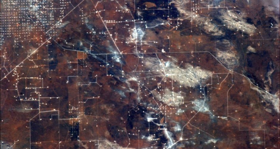 Photos from a space station: Cmdr Chris Hadfield's images and tweets to Earth