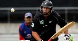 New Zealand cricketer Jesse Ryder was today in an induced coma after being the victim of a serious assault, police said. Photograph: Rebecca Naden/PA Wire