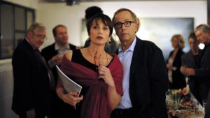 Kristin Scott Thomas and Fabrice Luchini in In the House