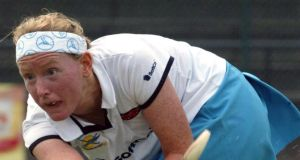 Aisling Keane: the former Hermes player won a Hong Kong national league medal with Valley HC.