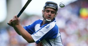 Former Waterford hurler Paul Flynn who tees up in the West of Ireland Championship today.