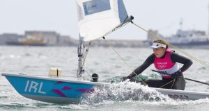 Annalise Murphy: the Olympic sailor broke her nose in a bicycle accident