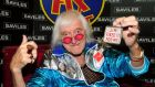 Jimmy Savile photographed in 2009. Photograph: Anna Gowthorpe/PA Wire