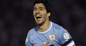"Brendan Rodgers says Luis Suarez ""does not get enough credit"". Photograph: Matilde Campodonico/AP"