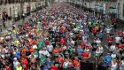 Last year's Dublin City Marathon attracted 14,350 participants.