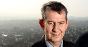 "A ""forgetful"" Edwin Poots made few friends on Twitter this afternoon."