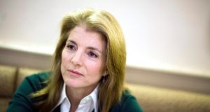 Caroline Kennedy: the assignment would vault her into the kind of public life that her father and uncles pursued for decades. Photograph: Todd Heisler/The New York Times