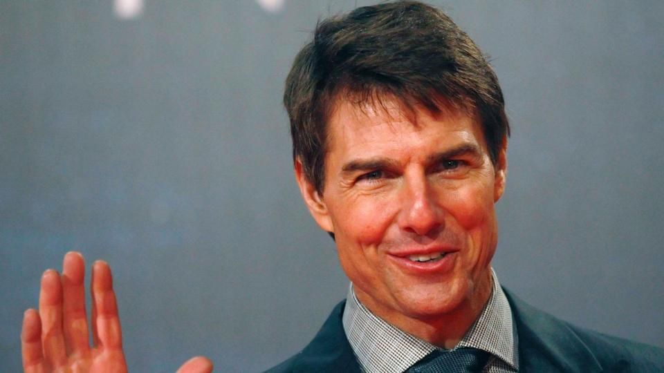 Tom Cruise's Irish ancestry stretches back 800 years to Strongbow