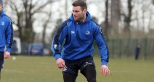 Fergus McFadden will start against Wasps. Photograph: Dan Sheridan/Inpho