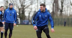 Fergus McFadden will start against Wasps.