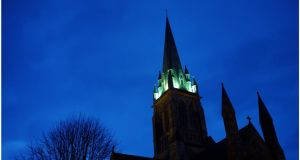St Mary's Cathedral Killarney. Photograph: Bryan O'Brien