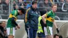 Paul Galvin and Colm Cooper will both start against Tyrone