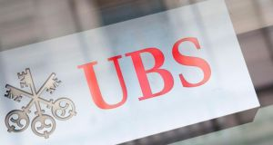 The mystery lender behind a Thai billionaire's $9.4 billion purchase of a stake in China's second-biggest insurer was UBS, which offered a last minute and complex financing package known to only a few involve. Photograph: Reuters/Michael Buholzer