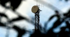 The RTÉ mast at the television centre at Donnybrook: complaints about station's coverage of abortion debate rejected by Broadcasting Authority of Ireland