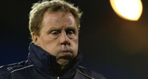 Queens Park Rangers' manager Harry Redknapp still believes. Photograph: Nick Potts/PA Wire.