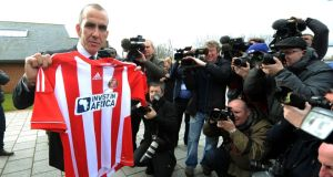 Paolo Di Canio is sure to attract the attention of the media at Stamford Bridge.