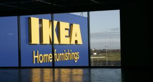 Ikea has withdrawn the lasagne product from 18 European stores after tests in Belgium found it to contain pork. Photograph: Dara Mac Dónaill/The Irish Times