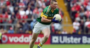 Tomás Ó Sé scored Kerry's goal in Omagh. Photograph: Dan Sheridan/Inpho
